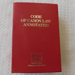 Code of Canon Law Annotated, (Soft Cover, 1997, 4th Printing) | Books & More Bookstore