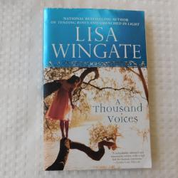 A Thousand Voices by Lisa Wingate (PB, 2007) | Books & More Bookstore