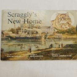Scraggly's New Home by Tom Bradbury (PB, 1987) | Books & More Bookstore