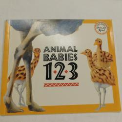 Animal Babies 1-2-3 by Eve Spencer (PB, 1992) | Books & More Bookstore