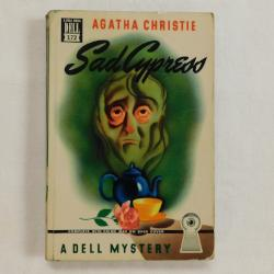 Sad Cypress by Agatha Christie (PB, 1940) | Books & More Bookstore