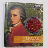 Mozart Musical Masterpieces, CD, 2005 | Books & More Bookstore