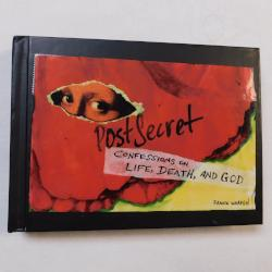 PostSecret - Confessions on Life, Death, and God, compiled by Frank Warren (HC, 2009) | Books & More Bookstore