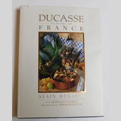 Ducasse - Flavors of France by Alain Ducasse (HC, 1998) | Books & More Bookstore