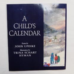 A Child's Calendar by John Updike (PB, 1999) | Books & More Bookstore