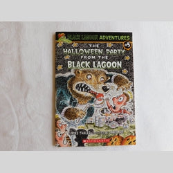The Halloween Party from the Black Lagoon by Mike Thaler (PB, 2004) | Books & More Bookstore