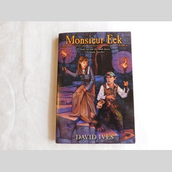 Monsieur Eek by David Ives (PB, 2001) | Books & More Bookstore