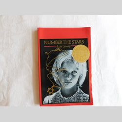 Number the Stars by Lois Lowry (PB, 1990) | Books & More Bookstore