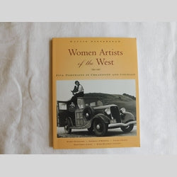 Women Artists of the West by Julie Danneberg (PB, 2002) | Books & More Bookstore