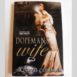 The Dopeman's Wife by JaQuavis Coleman (PB, 2009) | Books & More Bookstore