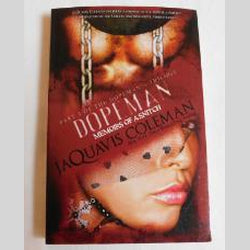 Dopeman: Memoirs of a Snitch by JaQuavis Coleman (PB, 2012) | Books & More Bookstore