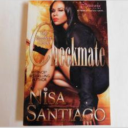 Checkmate - The Baddest Chick by Nisa Santiago (PB, 2012) | Books & More Bookstore