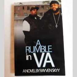 A Rumble in VA by Rayven Skyy (PB, 2011) | Books & More Bookstore