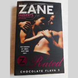 Z-Rated, Chocolate Flava 3, edited by Zane (PB, 2012) | Books & More Bookstore