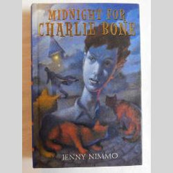 Midnight for Charlie Bone by Jenny Nimmo (HC, 2003) | Books & More Bookstore