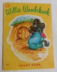 Willie Woodchuck by Marion Holt (PB, 1968) | Books & More Bookstore