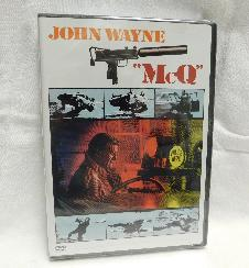 McQ starring John Wayne (DVD, 2005) | Books & More Bookstore