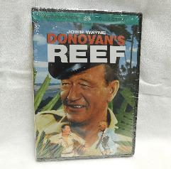 Donovan's Reef, John Wayne (DVD, 1963) | Books & More Bookstore