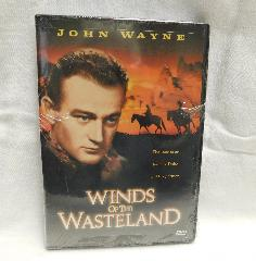 Winds of the Wasteland, John Wayne (DVD, 1936, B & W) | Books & More Bookstore