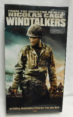 Windtalkers (VHS, 2002) | Books & More Bookstore