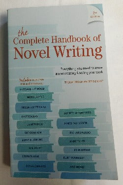 the Complete Handbook of Novel Writing by Writer's Digest (PB, 2010) | Books & More Bookstore