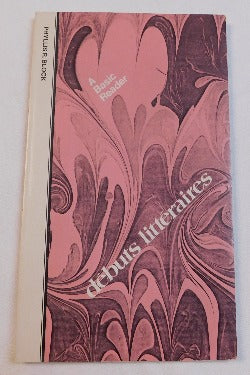 Debuts Litteraires - A Basic Reader by Phyllis Block (PB, 1977) | Books & More Bookstore