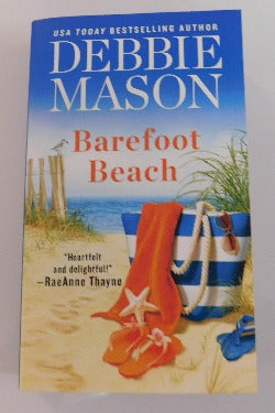 Barefoot Beach by Debbie Mason (PB, 2019) | Books & More Bookstore