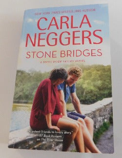 Stone Bridges by Carla Neggers - A Swift River Valley Novel (PB, 2019) | Books & More Bookstore