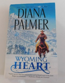 Wyoming Heart by Diana Palmer (PB, 2019) | Books & More Bookstore