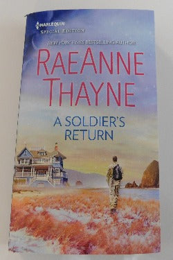 A Soldier's Return by RaeAnne Thayne (PB, 2019) | Books & More Bookstore