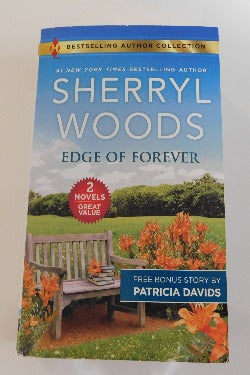 Edge of Forever by Sherryl Woods - Plus Bonus Story (PB, 2019) | Books & More Bookstore
