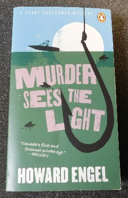 Murder Sees the Light by Howard Engel (PB, 2008) | Books & More Bookstore