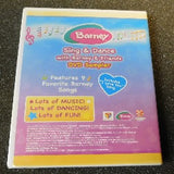 Sing & Dance with Barney & Friends (DVD Sampler, 2008) | Books & More Bookstore