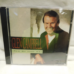 Glen Campbell, Show Me Your Way (1991, NHD9250) | Books & More Bookstore