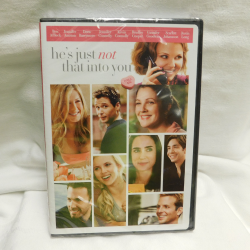 He's Just Not That Into You (DVD, 2008, #1000040431) | Books & More Bookstore