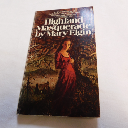 Highland Masquerade by Mary Elgin (PB, 1973) | Books & More Bookstore