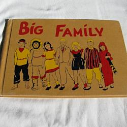 Big Family by Alice Geer Kelsey (HC 1940) | Books & More Bookstore