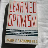 Learned Optimism by Martin E.P. Seligman, Ph.D. | Books & More Bookstore