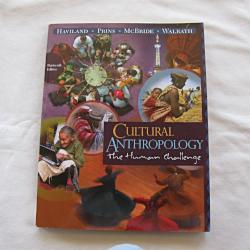 Cultural Anthropology The Human Challenge Thirteenth Edition (PB 2011) | Books & More Bookstore