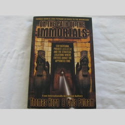 On the Path of the Immortals by Thomas Horn & Cris Putnam (PB 2015) | Books & More Bookstore