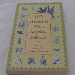 QPB Treasury of North American Folktales Edited by Catherine Peck (PB 1998) | Books & More Bookstore