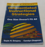 Differentiated Instructional Strategies by Gayle H. Gregory & Carolyn Chapman (PB 2007) | Books & More Bookstore