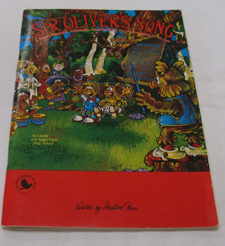 Sir Oliver's Song edited by Milton Okun (PB 1980) | Books & More Bookstore