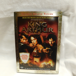 King Arthur (DVD, 2004, #38520) | Books & More Bookstore