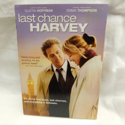 Last Chance Harvey (DVD, DV80016) | Books & More Bookstore