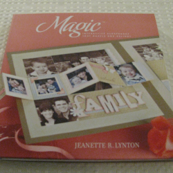 Magic Interactive Scrapbooks that Dazzle and Delight by Jeanette R. Lynton (HC, 2010, spiral bound) | Books & More Bookstore