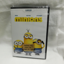 Minions (DVD, 2015, #61126664) | Books & More Bookstore