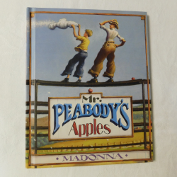 Mr. Peabody's Apples by Madonna (HC, 2003) | Books & More Bookstore