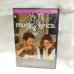 Music and Lyrics (DVD, 2007, #111280) | Books & More Bookstore