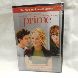 Prime (DVD, 2004, #26307) | Books & More Bookstore